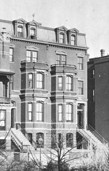 James Ormond Wilson und Richard Morsell Residences, 1890